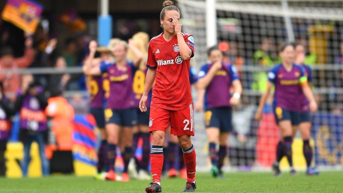 Barcelona v Bayern Munich - UEFA Women's Champion League: Semi Final