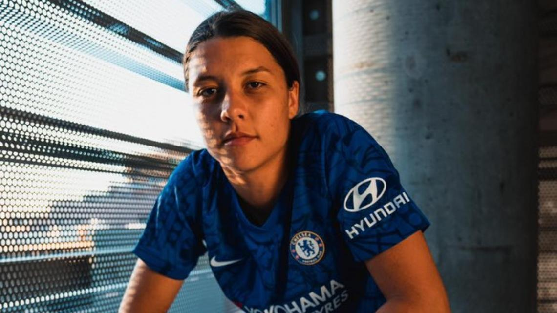 20191113-The18-Image-Sam-Kerr-Chelsea-Contract